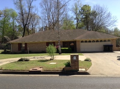 Longview TX Single Family Home For Sale: $140,000