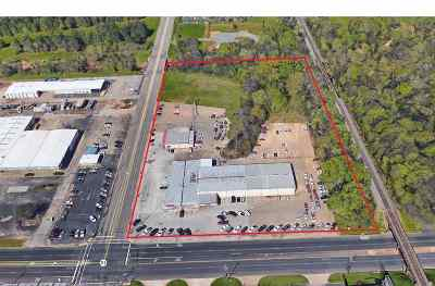 Longview TX Commercial Lease For Lease: $9,840