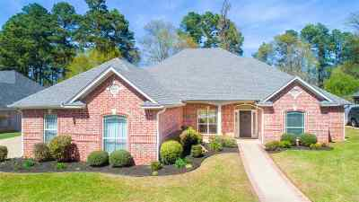 Longview TX Single Family Home For Sale: $289,900