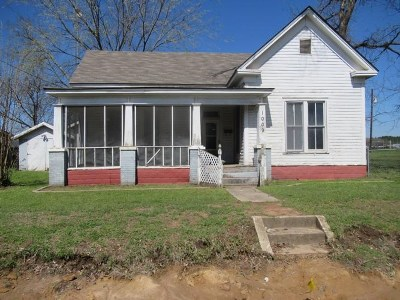 Longview TX Single Family Home For Sale: $23,500