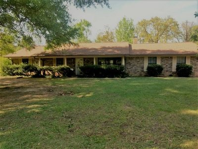 Diana Single Family Home For Sale: 13063 Smilax Rd.