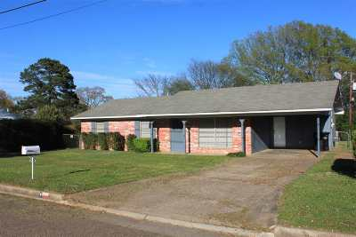 Longview TX Single Family Home For Sale: $82,000
