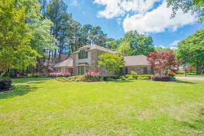 Longview Single Family Home For Sale: 1607 Sweetbriar St.