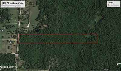 Residential Lots & Land Sold: 16050 County Road 373