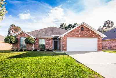 Hallsville Single Family Home Active, Option Period: 103 Canvasback