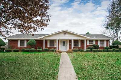 White Oak Single Family Home Active, Option Period: 501 W Brookwood