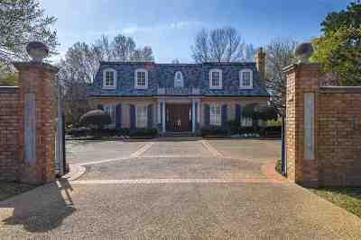 Longview Single Family Home For Sale: 1406 Le Duke Blvd