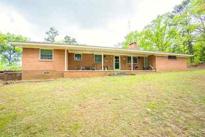 Gilmer Single Family Home Active, Option Period: 2016 State Hwy 154 East