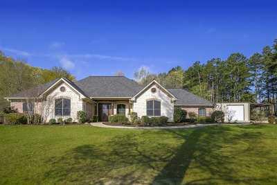 Longview Single Family Home Active, Cont Upon Loan Ap: 110 Cedar Ridge Rd