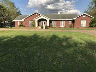 Henderson Single Family Home For Sale: 1609 Old Nacogdoches Rd