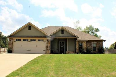 Hallsville Single Family Home For Sale: 195 Mt. Pleasant Cutoff