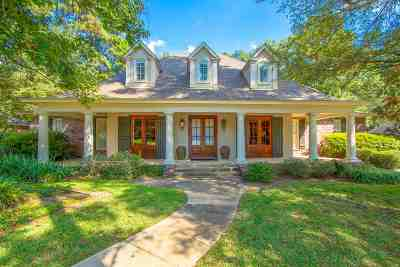 Longview Single Family Home For Sale: 225 Hunters Circle