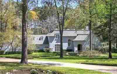 Longview Single Family Home For Sale: 108 Hunters Creek Drive