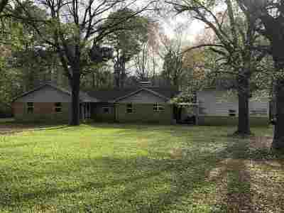 Carthage Single Family Home For Sale: 1792 Hwy 59 S.