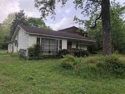 Carthage Single Family Home For Sale: 704 Elvin
