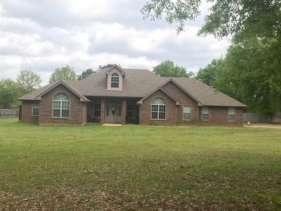 Longview TX Single Family Home For Sale: $229,900