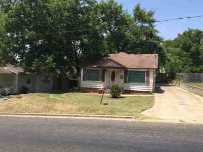 Gladewater Single Family Home For Sale: 803 Tenery St