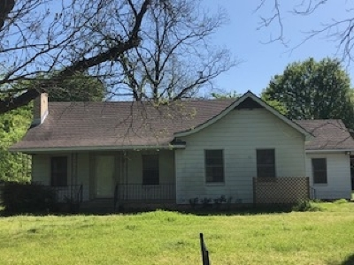 Carthage Single Family Home Active, Option Period: 355 S Live Oak