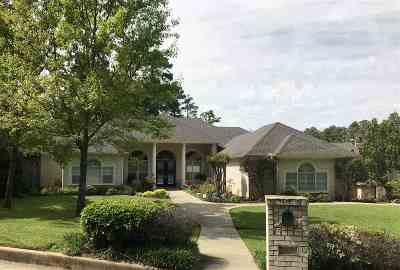 Longview Single Family Home For Sale: 2038 Centenary Circle