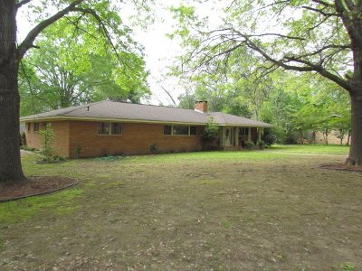 Kilgore Single Family Home For Sale: 201 Wildwood Ln