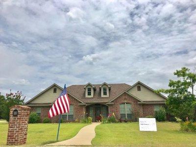 Gilmer Single Family Home For Sale: 185 Jacobin Creek Dr