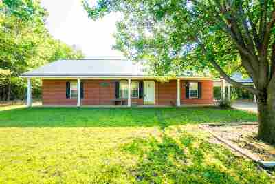 Diana Single Family Home For Sale: 1819 Deanna Rd.