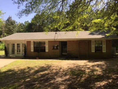 Carthage Single Family Home For Sale: 2926 County Road 403