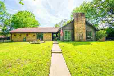 Gladewater TX Single Family Home For Sale: $164,900