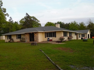 Carthage Single Family Home For Sale: 627 County Road 151