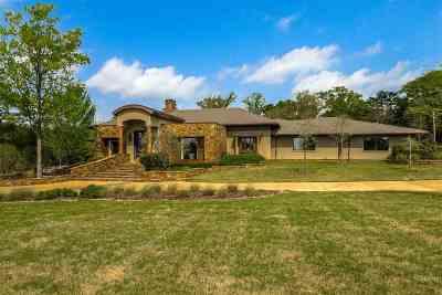 Marshall Single Family Home For Sale: 509 Oakwood Estates Blvd