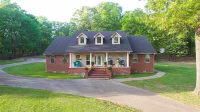 Gilmer Single Family Home For Sale: 4223 Fm 1650