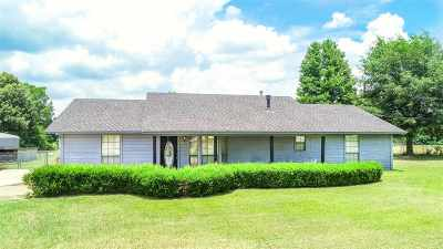 Gilmer Single Family Home For Sale: 2550 W State Hwy 154