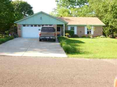 Tatum Single Family Home For Sale: 1640 Chaparral Street