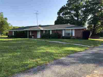 Carthage Single Family Home For Sale: 1935 State Hwy 149