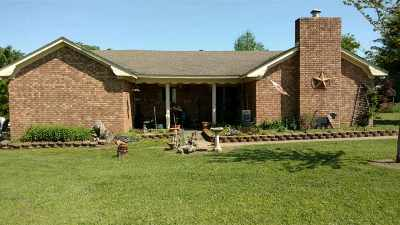 Carthage Single Family Home For Sale: 3733 Fm 31 S