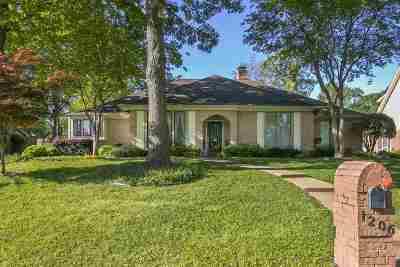 Longview TX Single Family Home For Sale: $252,500