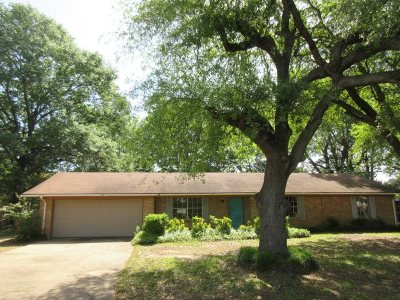 Longview TX Single Family Home For Sale: $105,000