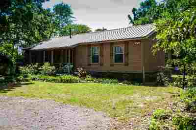 Gilmer Single Family Home For Sale: 8300 Pigeon