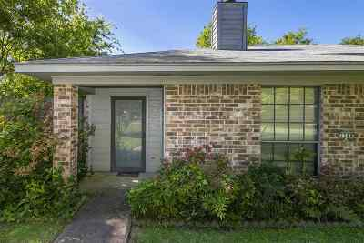 Longview TX Condo/Townhouse For Sale: $113,900