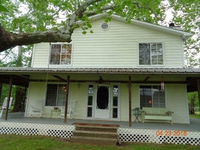 Gilmer Single Family Home For Sale: 7097 N State Hwy 155