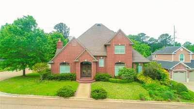 Kilgore Single Family Home For Sale: 17 Eden Dr