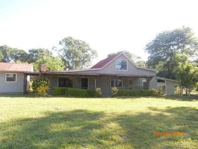 Carthage Single Family Home For Sale: 3353 Fm 10