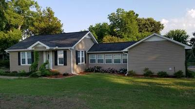 Hallsville Single Family Home For Sale: 323 W Walnut