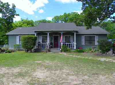 Gladewater Single Family Home Active, Option Period: 321 W George Richey Road