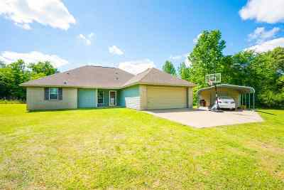 Tatum Single Family Home Active, Option Period: 15562 County Road 2175