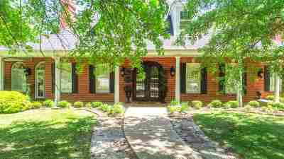 Longview Single Family Home For Sale: 223 Hunters Circle