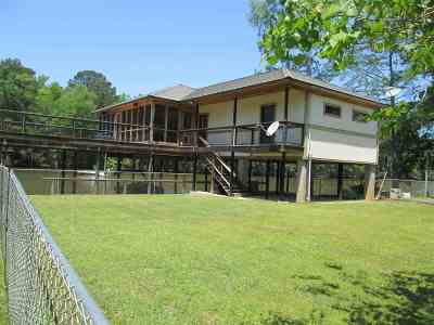 Karnack Single Family Home For Sale: 931 Pine Island Rd
