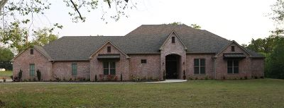 Gladewater Single Family Home For Sale: 4232 N White Oak Rd