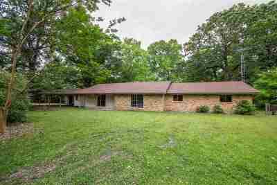 Kilgore Single Family Home Active, Cont Upon Loan Ap: 1600 Mt. Pisgah Rd.
