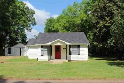White Oak Single Family Home For Sale: 107 S. Sun Camp